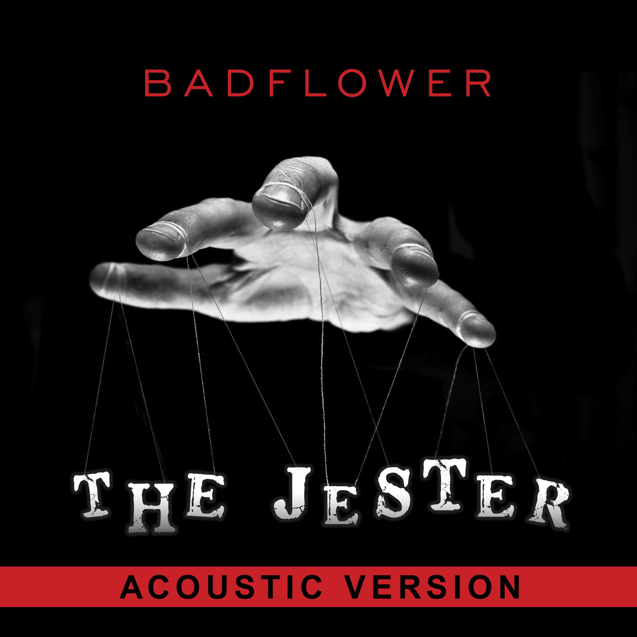 "Badflower - The Jester (Acoustic Version) (RSD 2020 Drop Two) 12"" Picture Disc Vinyl Record"