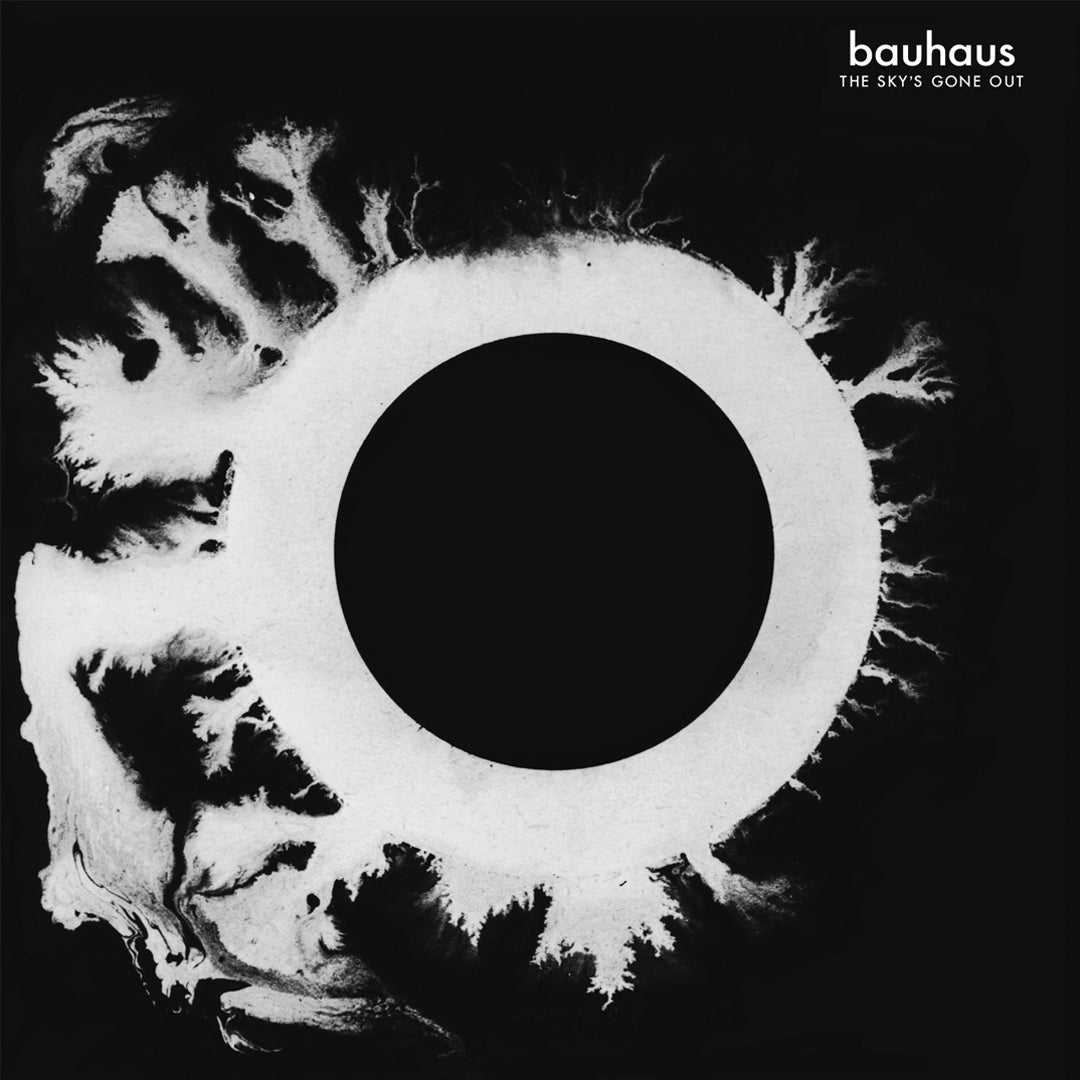 Bauhaus - The Sky's Gone Out Limited Edition Violet Colour Vinyl Album