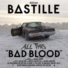 Bastille - All This Bad Blood (RSD 2020 Drop One) 2LP Vinyl Record Album