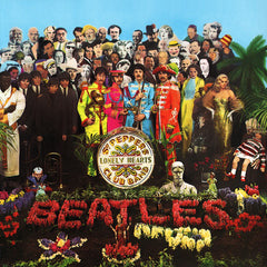 The Beatles ‎– Sgt. Pepper's Lonely Hearts Club Band 180g Vinyl Record Album