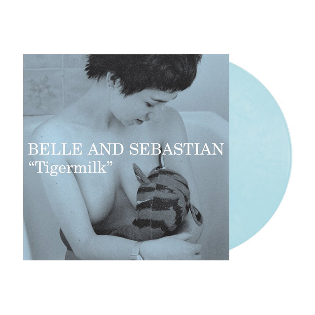 Belle and Sebastian - Tigermilk LRS Limited Edition Blue Colour Vinyl Record Album