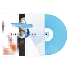 Biffy Clyro - A Celebration Of Endings Limited Edition Blue Colour Vinyl Record Album