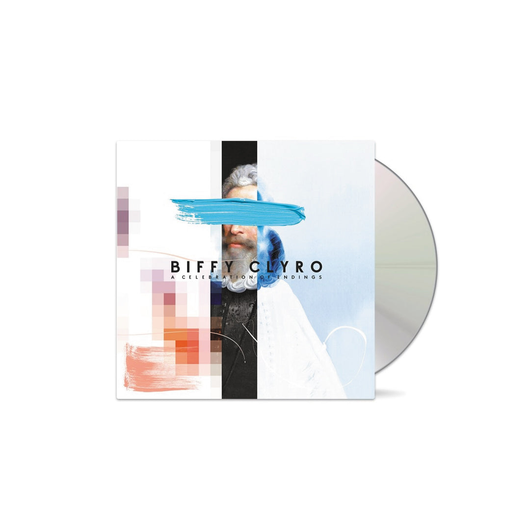 Biffy Clyro - A Celebration Of Endings CD Album