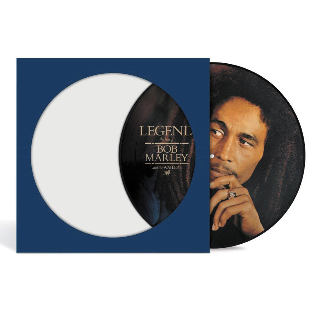 Bob Marley & The Wailers - Legend Limited Edition Picture Disc Vinyl Record