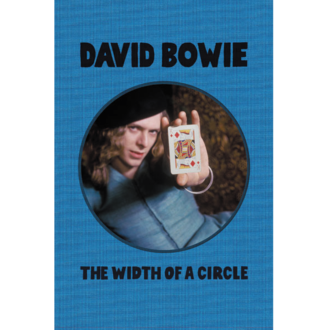 David Bowie - The Width Of A Circle 2CD Book