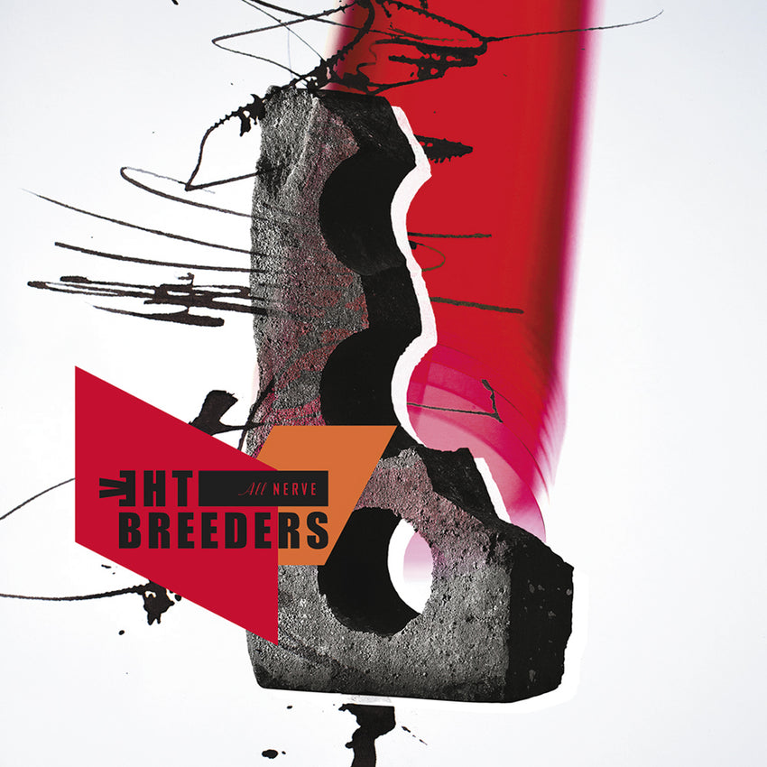 The Breeders ‎– All Nerve Vinyl Record Album