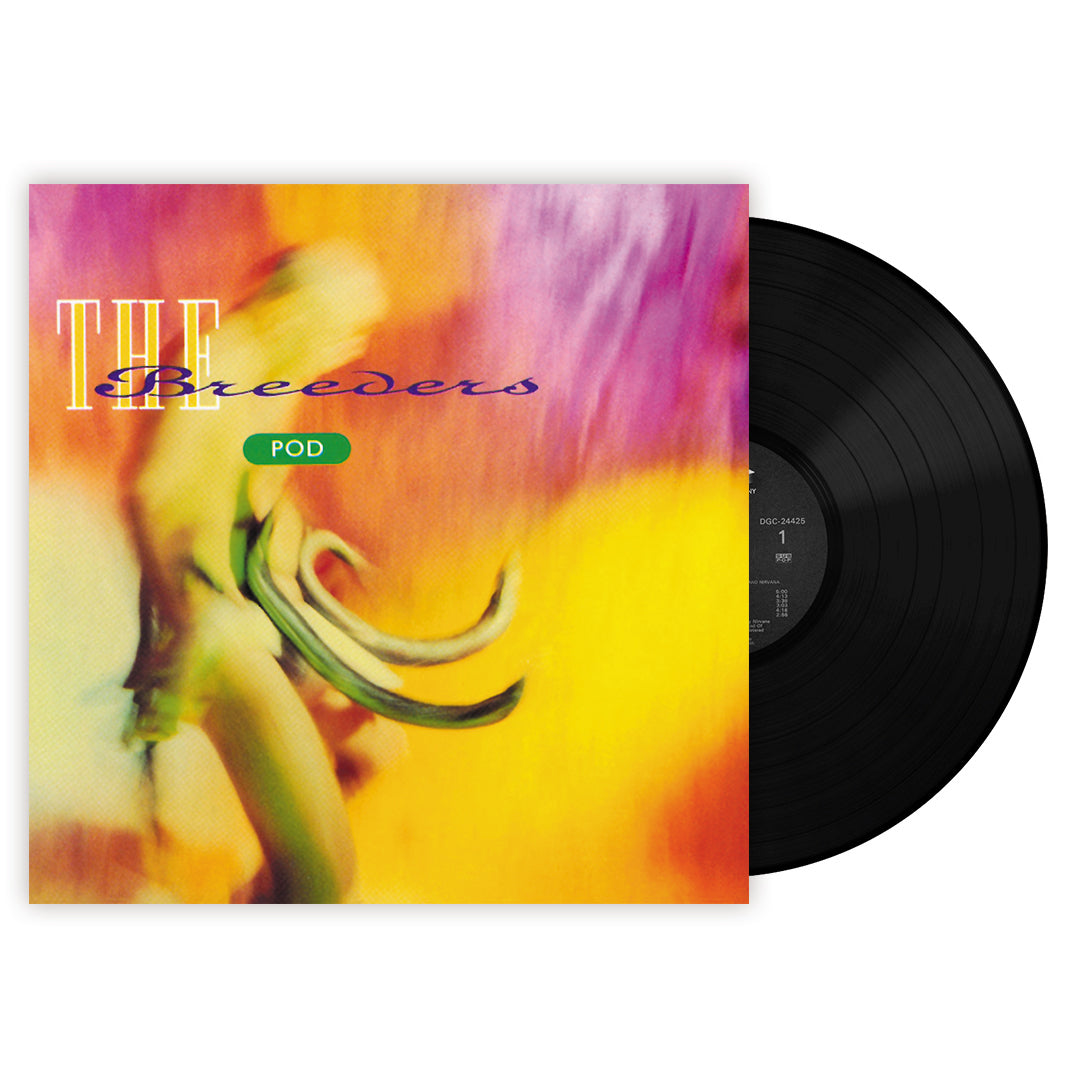 The Breeders ‎– Pod Vinyl Record Album