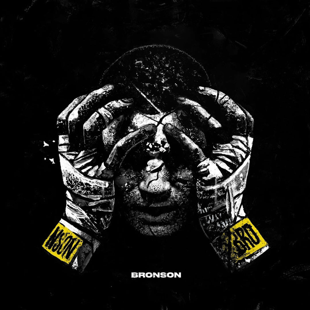 BRONSON - BRONSON Limited Edition 140g Black Yellow Vinyl Record Album