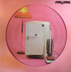 The Cure - Three Imaginary Boys Picture Disc Vinyl Record