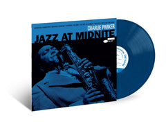 Charlie Parker - Jazz At Midnight: Live at the Howard Theatre (RSD 2020 Drop One) Blue Colour Vinyl Record Album