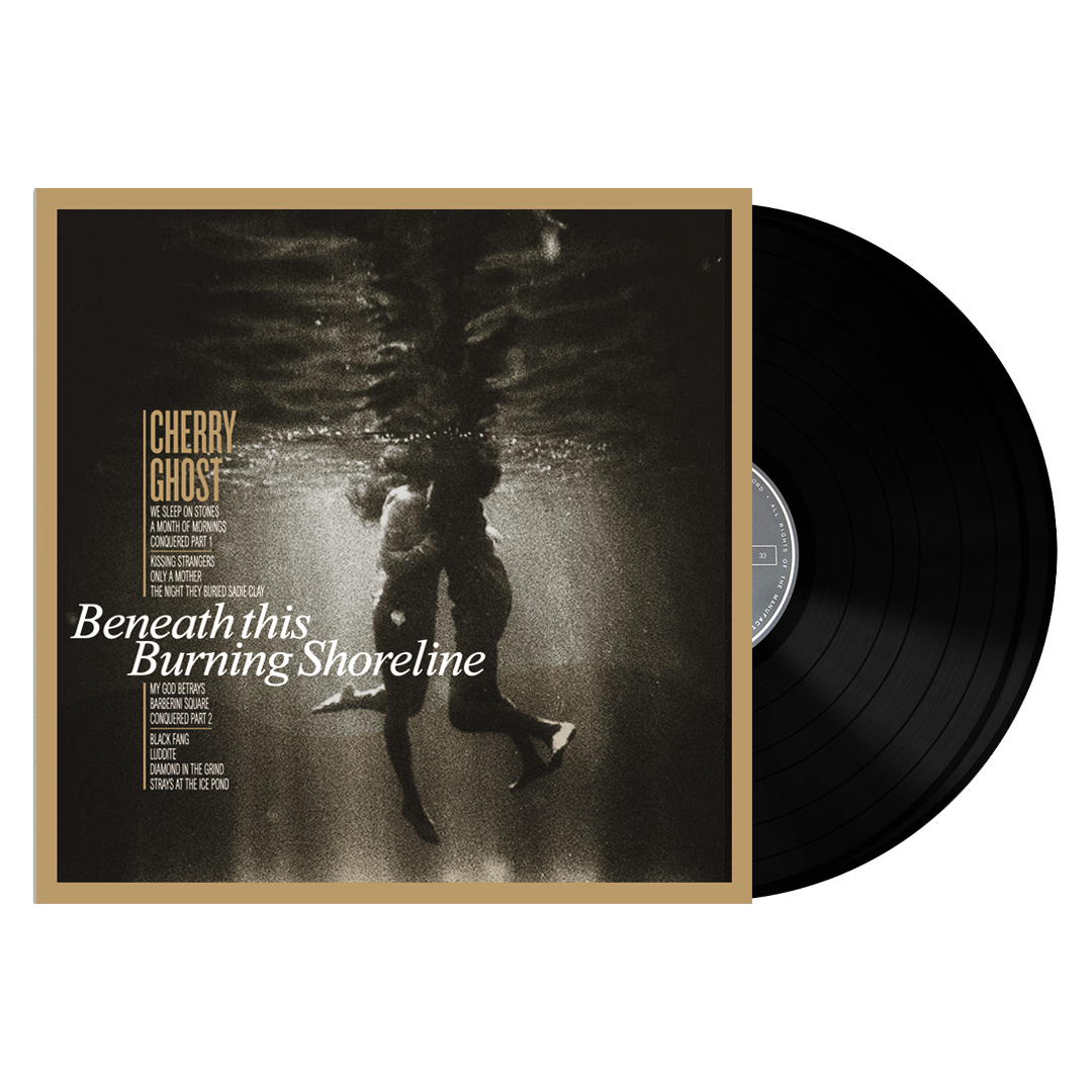 Cherry Ghost - Beneath This Burning Shoreline LRS Limited Edition Vinyl Record Album