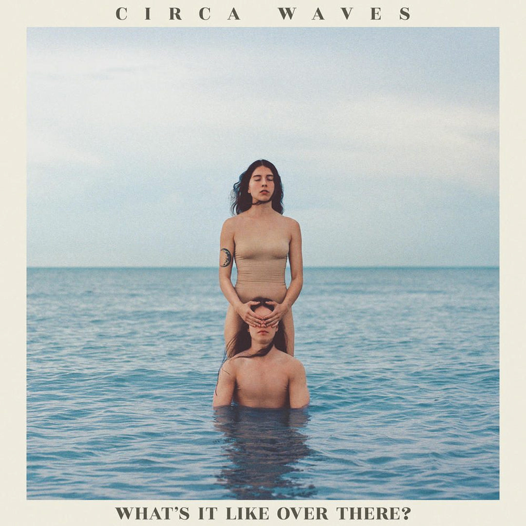 Circa Waves - What's It Like Over There? LRS Limited Edition Orange Colour Vinyl Record Album