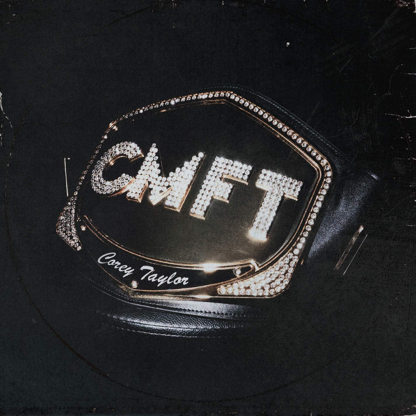 Corey Taylor ‎– CMFT Limited Edition 180g White Colour Vinyl Record Album