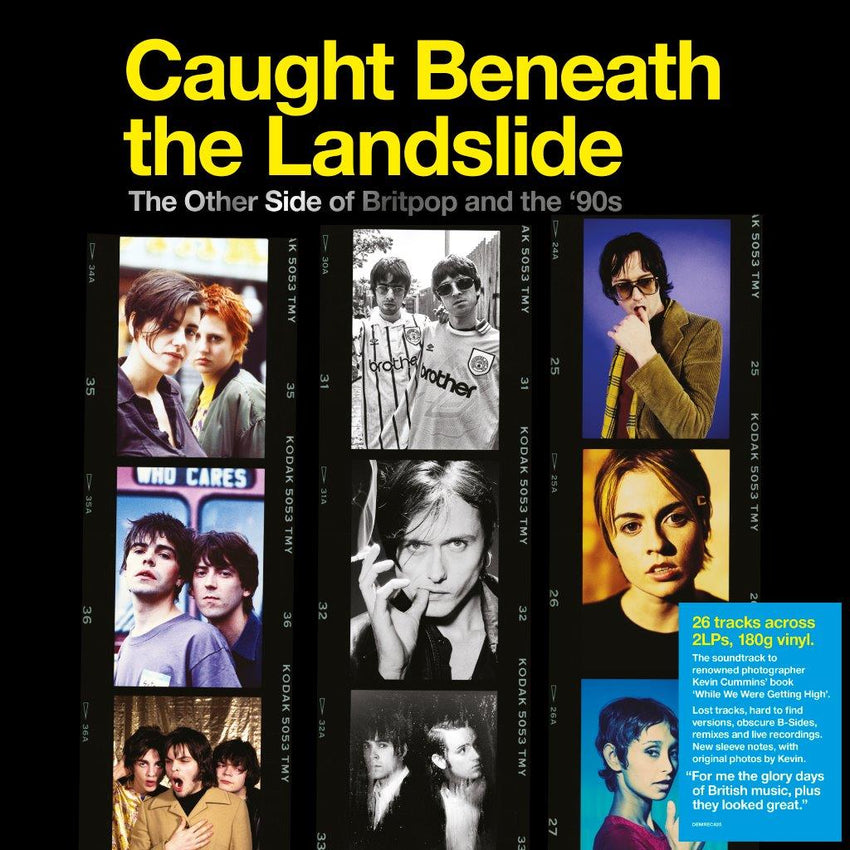 Various - Caught Beneath The Landslide 2LP 180g Vinyl Record Album