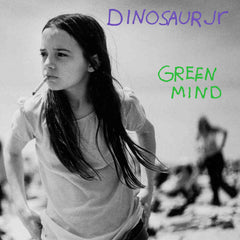 Dinosaur Jr - Green Mind Expanded Edition 2LP Green Colour Vinyl Record Album, Vinyl, X-Records