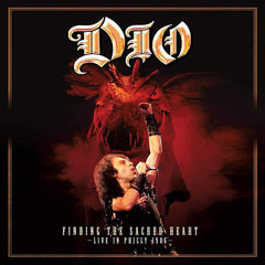 Dio - Finding The Sacred Heart - Live in Philly 1986 (RSD 2020 Drop Three) 2LP White Colour Vinyl Record Album