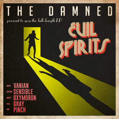 Damned, The - Evil Spirits (RSD 2020 Drop One) Translucent Green Colour Vinyl Record Album