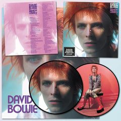 David Bowie - Space Oddity Limited Edition 1972 Picture Disc Vinyl Record Album