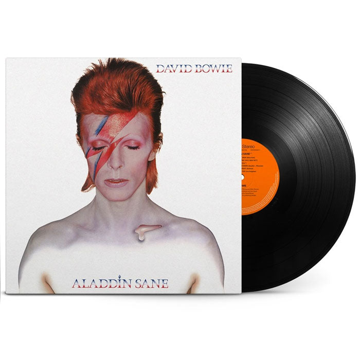 David Bowie ‎– Aladdin Sane 180g Remastered Vinyl Record Album