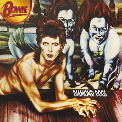 David Bowie - Diamond Dogs 45th Anniversary Red Colour Vinyl Record Album
