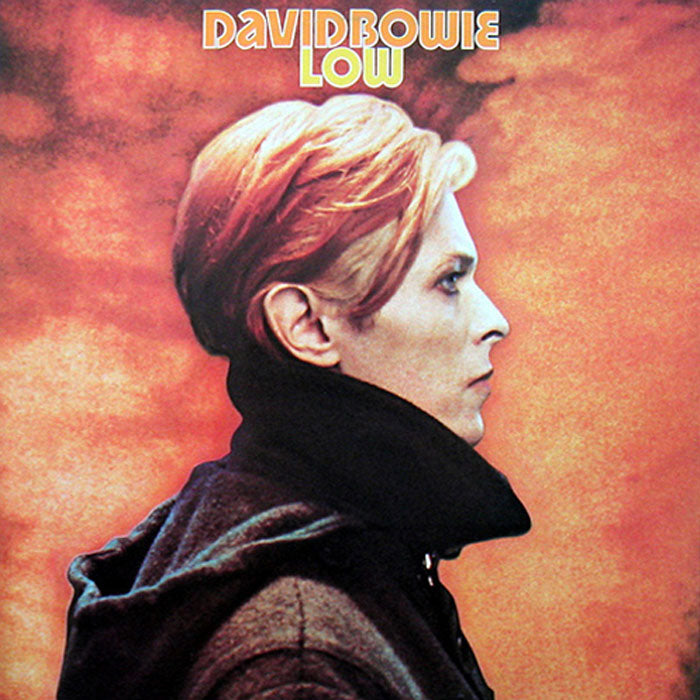David Bowie ‎– Low 180g Profile Leaflet Vinyl Record Album