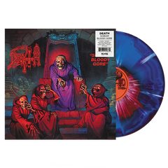 Death - Scream Bloody Gore LRS Limited Blood Red Splatter Colour Edition Vinyl Record Album