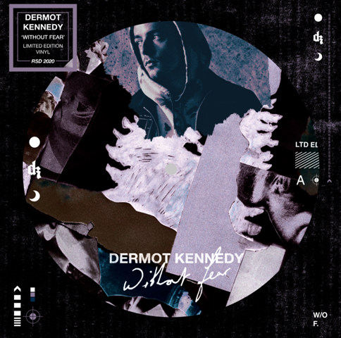 Dermot Kennedy - Without Fear (RSD 2020 Drop Two) Picture Disc Vinyl Record