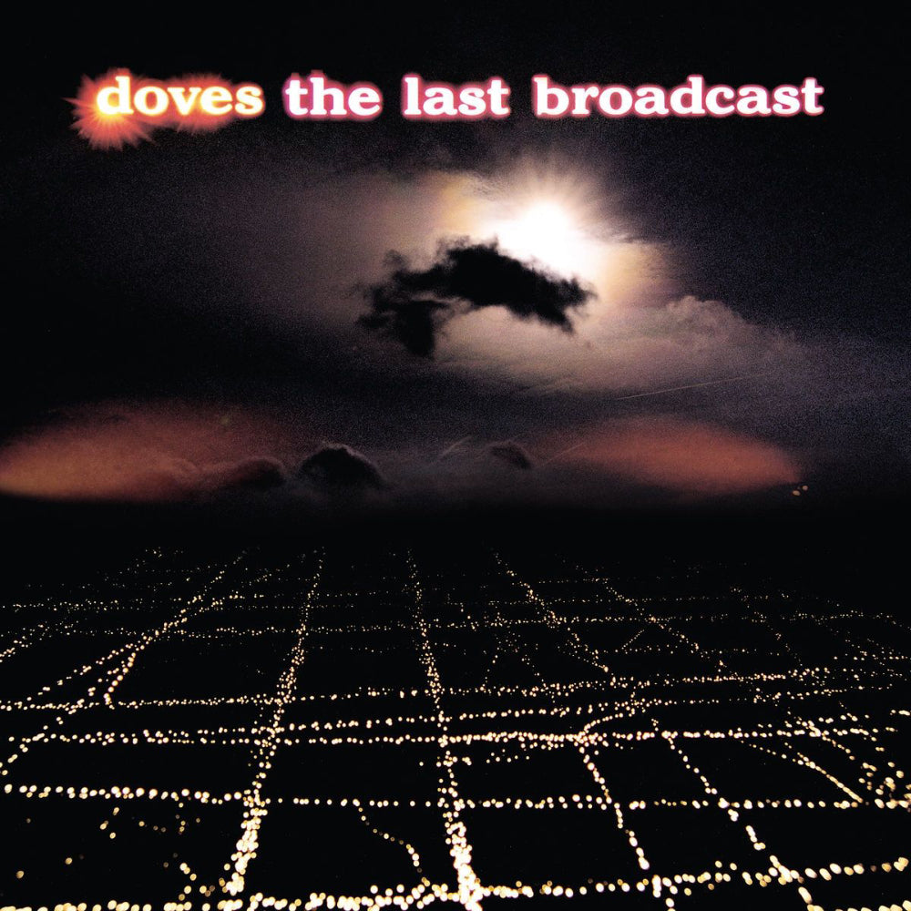Doves - The Last Broadcast 2LP 180g Heavyweight Vinyl Record Album