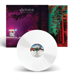 Doves – The Universal Want Limited Edition Double Heavyweight White Colour Vinyl Record Album