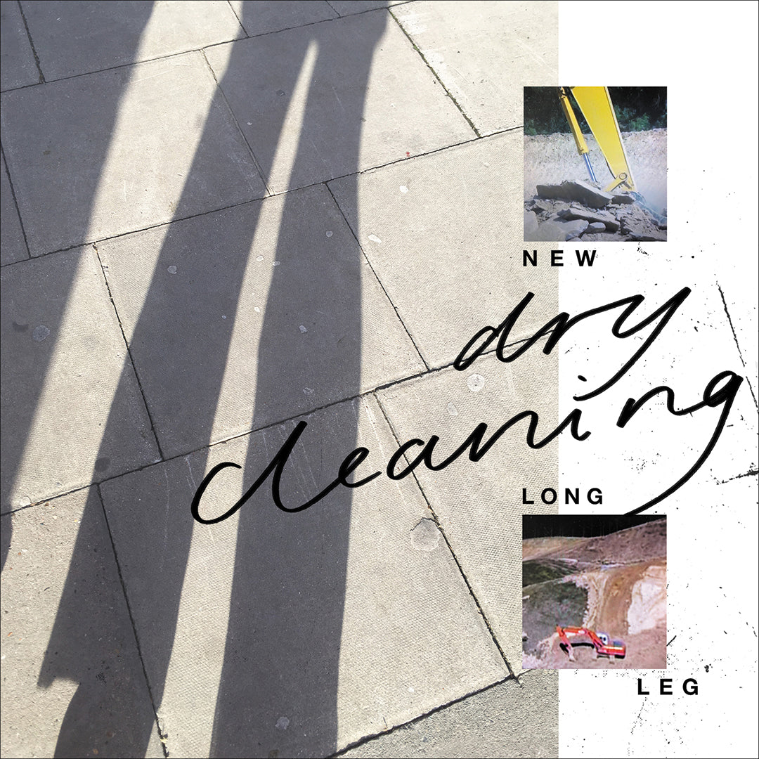 Dry Cleaning - New Long Leg Limited Edition Opaque Yellow Vinyl Record Album
