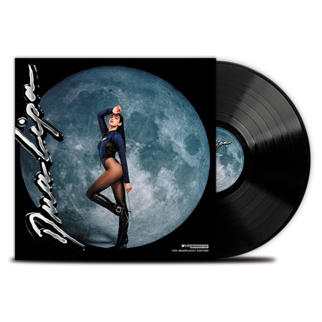 Dua Lipa - Future Nostalgia (The Moonlight Edition) 140g 2LP Vinyl Record Album