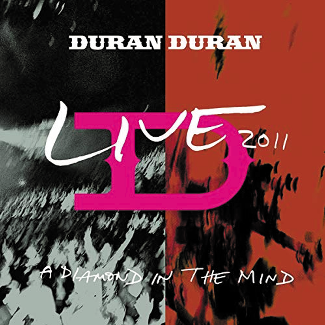 Duran Duran ‎– Live 2011 (A Diamond In The Mind) 2LP 180g Vinyl Record Album