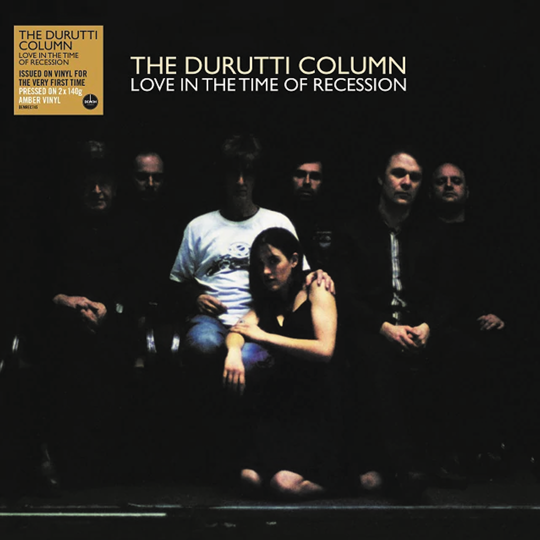 The Durutti Column - Love In The Time Of Recession 2LP 140g Colour Vinyl Record Album