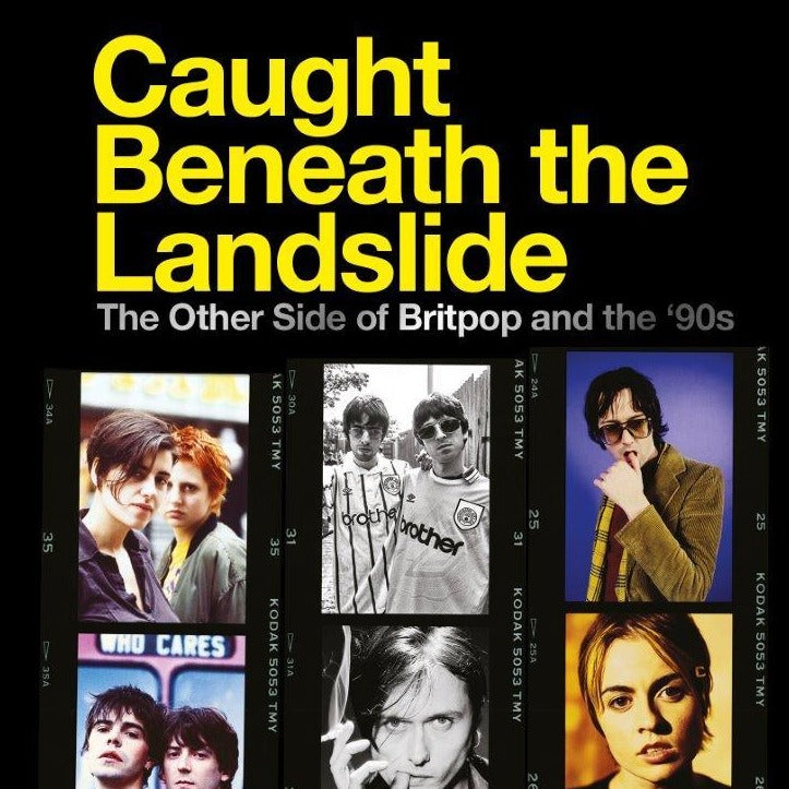 Various - Caught Beneath The Landslide 4xCD Media Book Album
