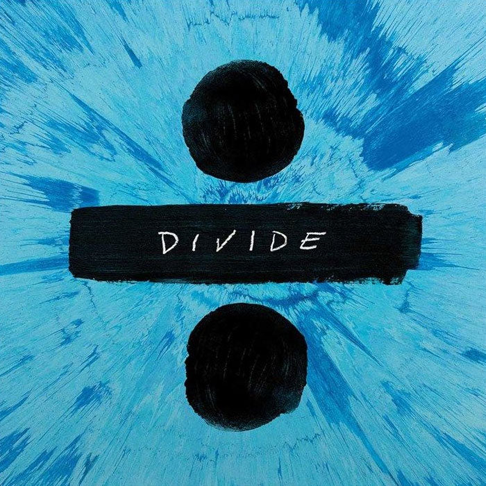 Ed Sheeran ‎– ÷ (Divide) Deluxe Edition 2LP Vinyl Record Album