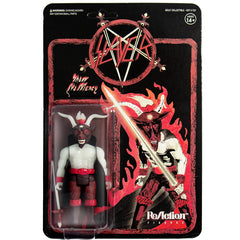 Slayer - Show No Mercy Glow Official Licensed Super7 Reaction Figure