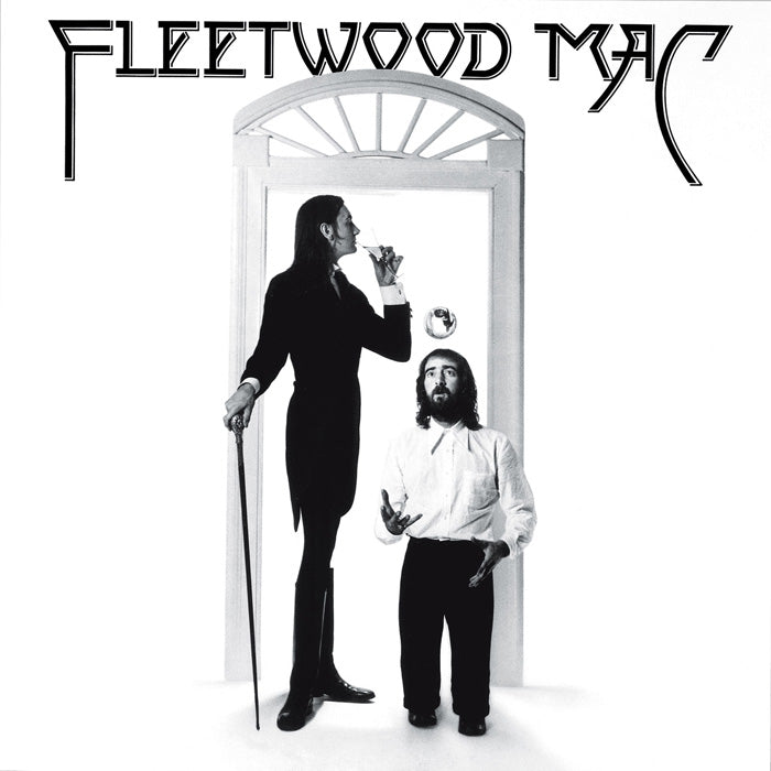 Fleetwood Mac - Fleetwood Mac 140g White Colour Vinyl Record Album