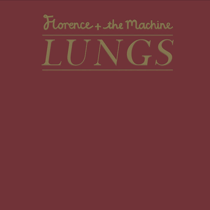 Florence + The Machine ‎– Lungs Super Deluxe Colour Vinyl Record Boxset, Vinyl, X-Records