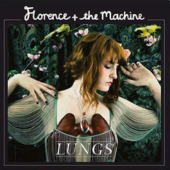 Florence + The Machine ‎– Lungs 10th Anniversary Burgundy Colour Vinyl Record Album, Vinyl, X-Records