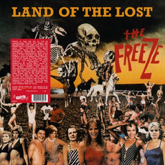 The Freeze - Land Of The Lost (RSD 2020 Drop Two) Orange Colour Vinyl Record Album