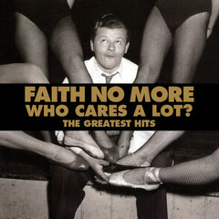 Faith No More - Who Cares A Lot? The Greatest Hits 2LP Gold Colour Vinyl Record Album
