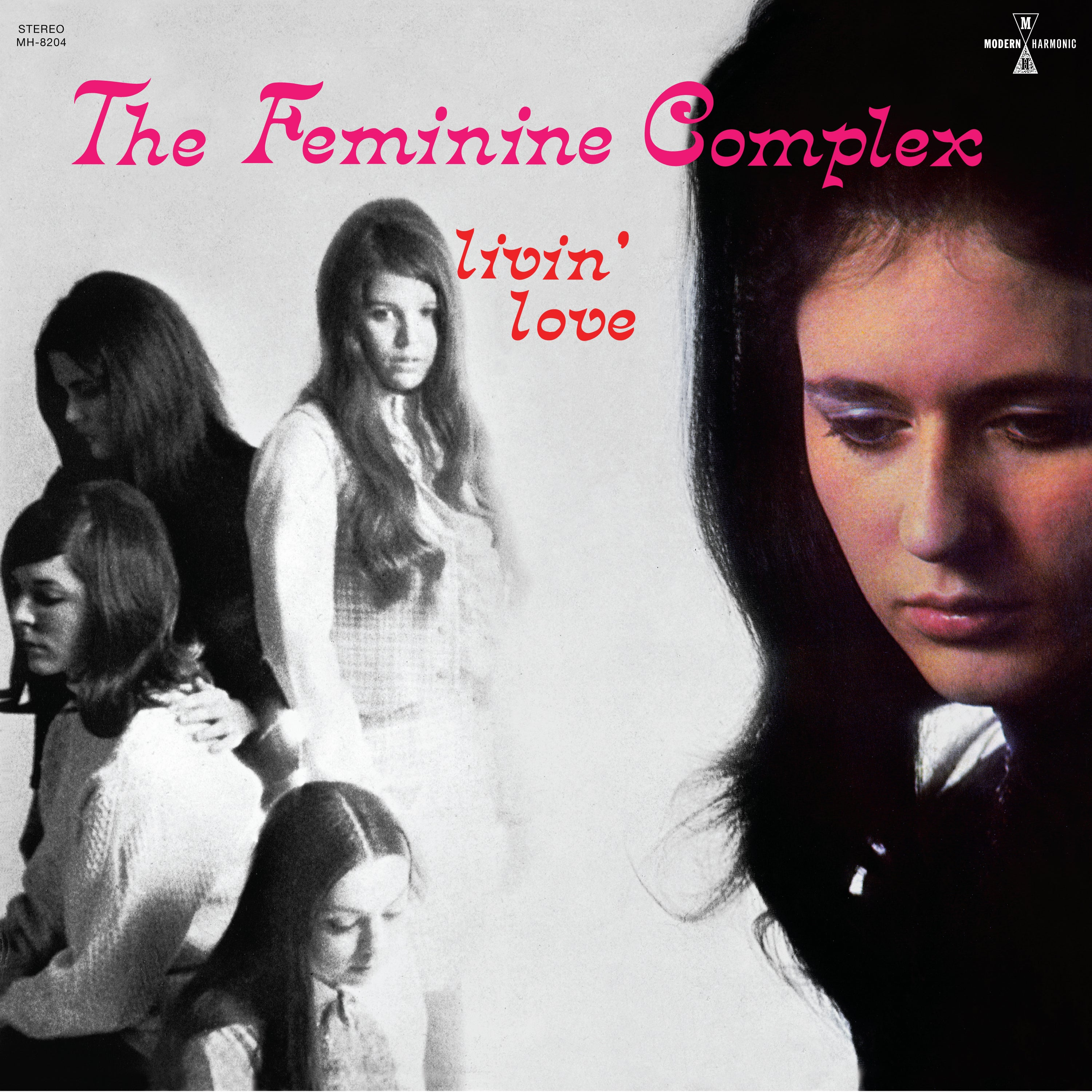 The Feminine Complex - Livin' Love (RSD 2020 Drop Two) Multiple Formats