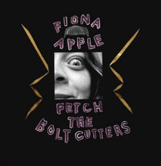 Fiona Apple - Fetch the Bolt Cutters Limited Edition 2LP Opaque Pearl Colour Vinyl Record Album