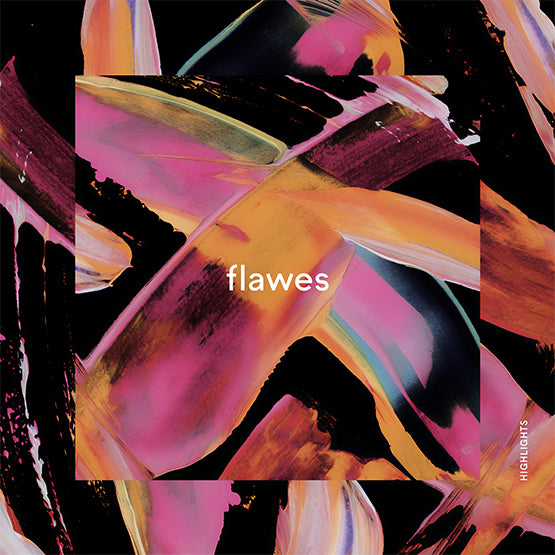 Flawes - Highlights (RSD 2020 Drop One) Splatter Colour Vinyl Record Album