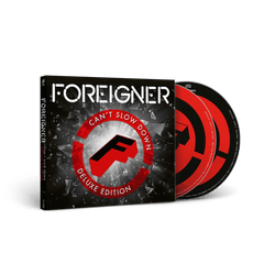 Foreigner	- Can't Slow Down (Deluxe Edition) 2CD Album