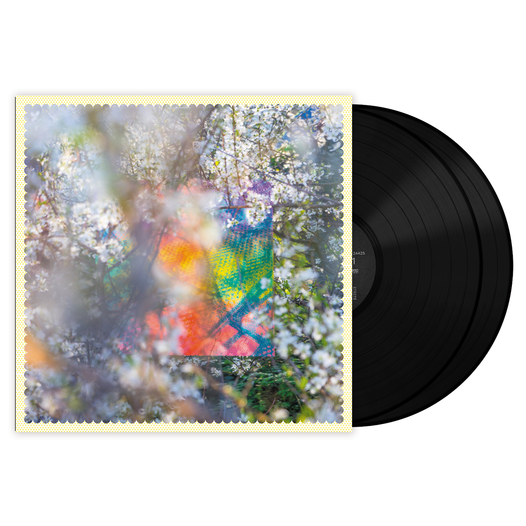 Four Tet - Sixteen Oceans 2LP Vinyl Record Album