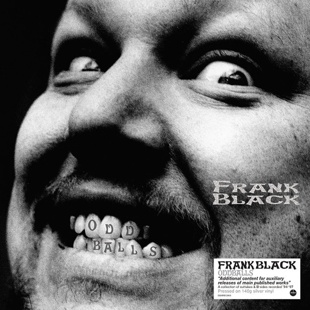 Frank Black - Oddballs 140g Silver Colour Vinyl Record Album