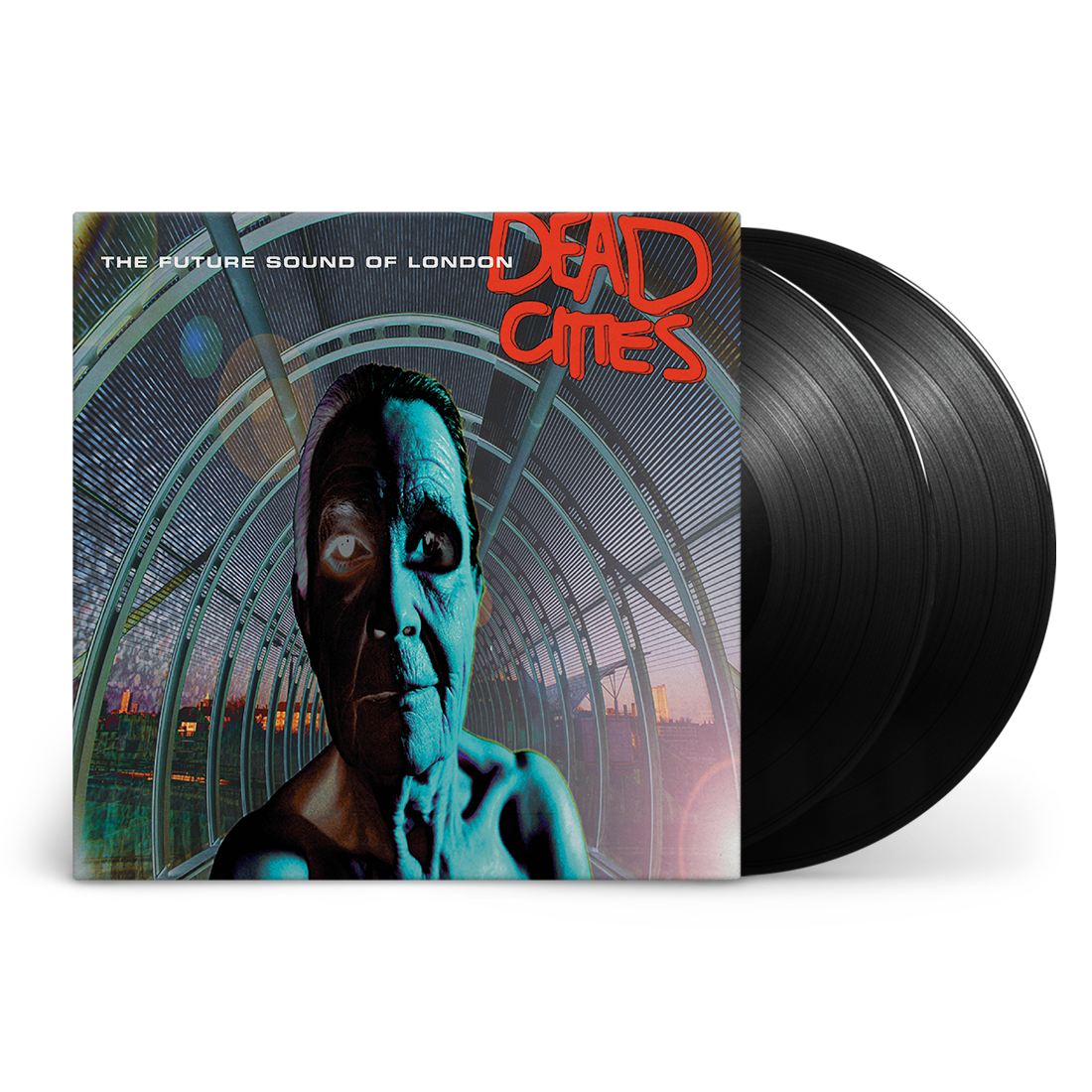 Future Sound Of London - Dead Cities 180g 2LP Vinyl Record Album
