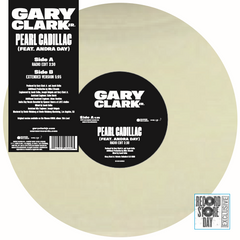 "Gary Clark Jr. - Pearl Cadillac (Feat Andra Day) (RSD 2020 Drop One) 10"" Clear White Colour Vinyl Record"