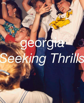 Georgia - Seeking Thrills (Love Record Stores) Limited Edition 140g Neon Orange Colour Vinyl Record Album